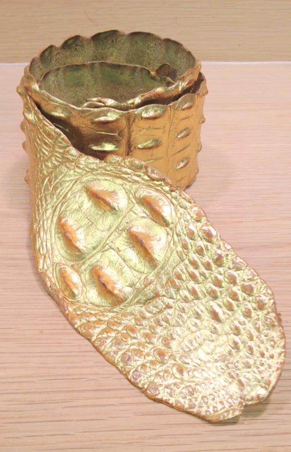 Roberto Cavalli Croc Belt