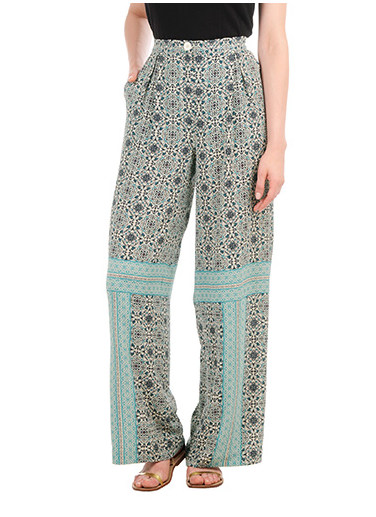 Eshakti Bohemian Pants