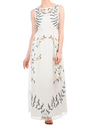 Eshakti Bohemian Dress